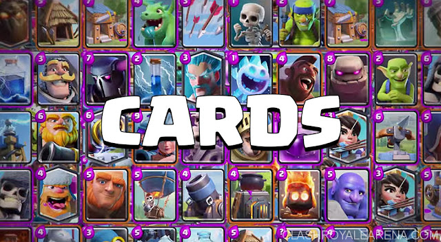 Clash Royal Cards