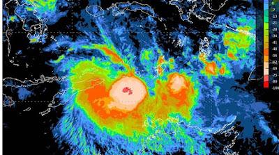Mengapa Siklon Tropis Menggunakan Nama Bunga dan Nama Unik Lainnya?