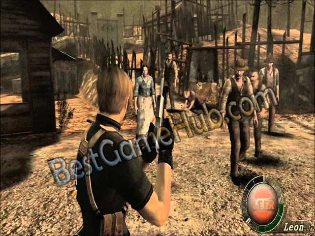 Resident Evil 4 Ultimate HD Edition Torrent Game Free Download