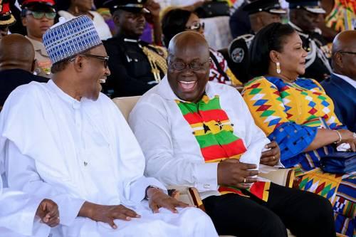 Ghanaians mock Buhari offer to help Ghana fight corruption
