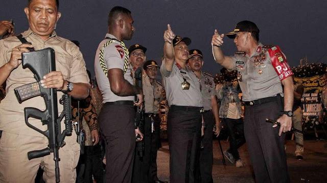 Ini Penjelasan Kapolri Mengenai Bom Kampung Melayu