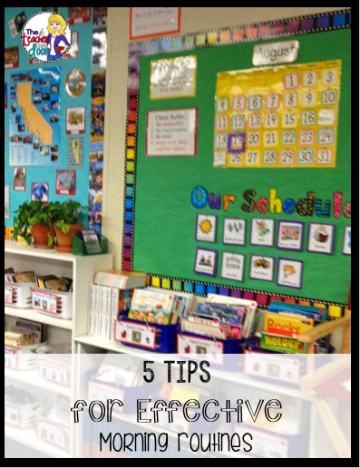 5 Tips for Effective Morning Routines | Upper Elementary