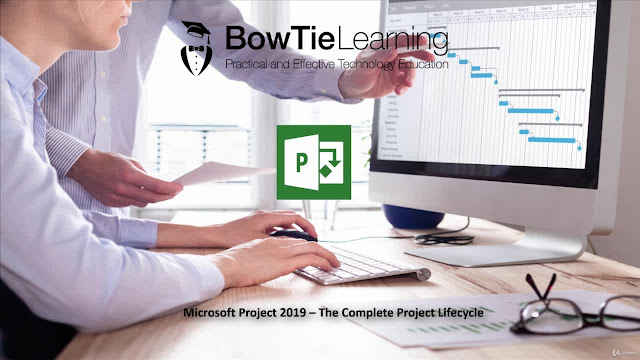 Microsoft Project - The Complete Project Lifecycle