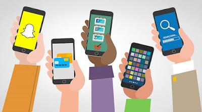 Xu hướng sử dụng Internet trên PC sang mobile cũng đang có sự chuyển dịch nhanh chóng.