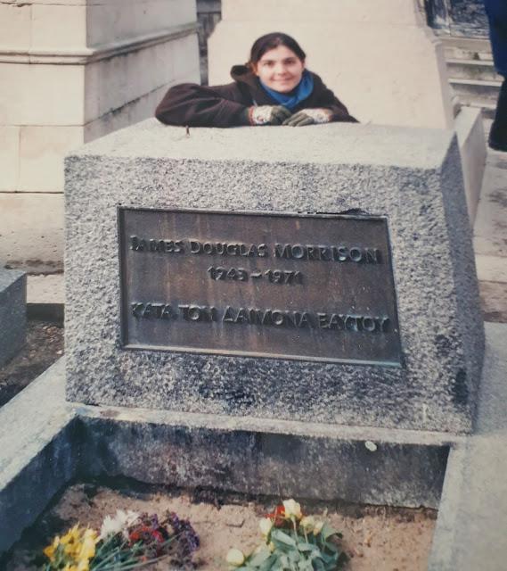 Cemitério Père Lachaise