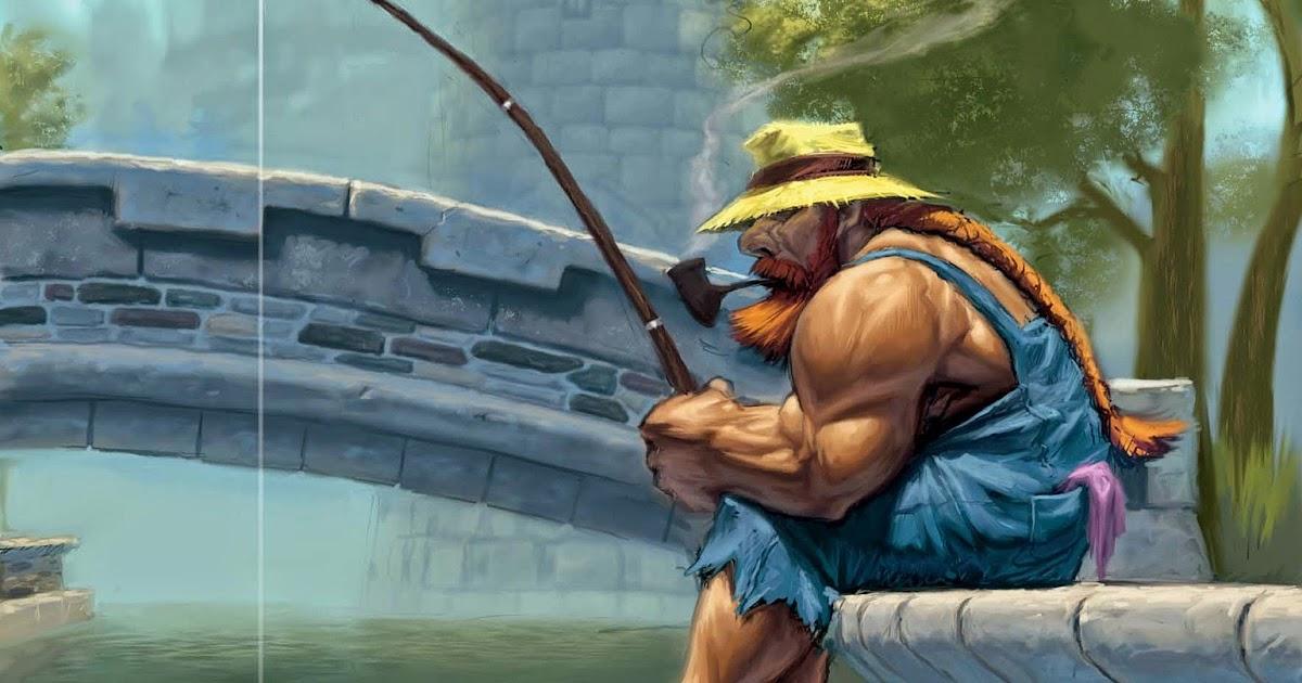 Гайд по рыбалке в WoW Legion. Удочка Темносвета