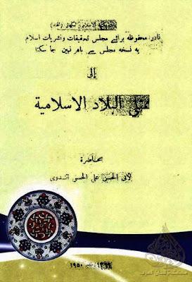 إلى ممثلي البلاد الإسلامية - أبو الحسن الندوي , pdf