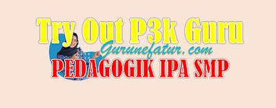 Pedagodik IPA SMP