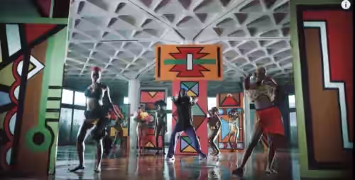 [VIDEO] Burna Boy - Gbona