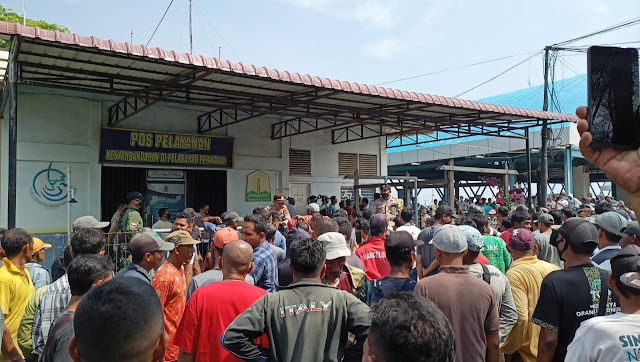 Klarifikasi Penertiban Kawasan Dermaga PPS Kutaraja Lampulo