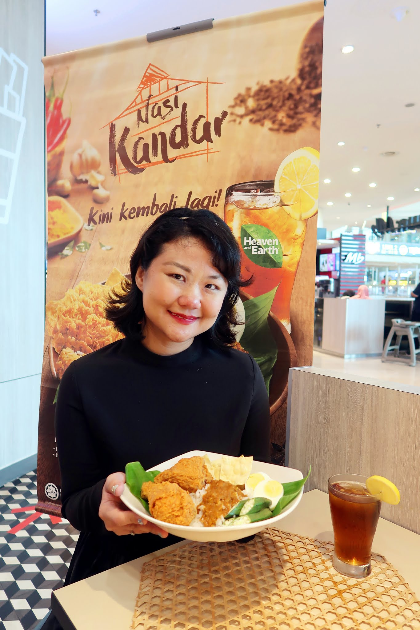 Nasi Kandar Marrybrown 2020 - Wendy Pua
