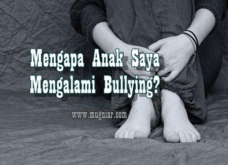 mengapa anak di-bully