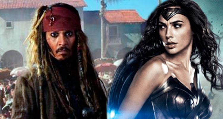 Mulher-Maravilha arrecadou R$ 25 milhões desbancando Piratas do Caribe - Foto: Reprodução