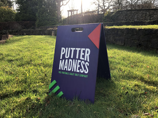 Putter Madness - The Portable Crazy Golf Company