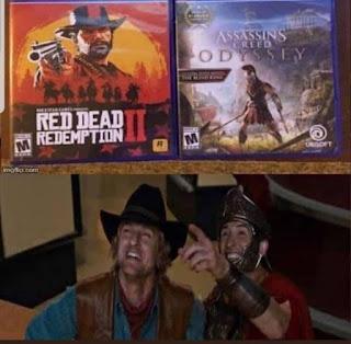 Video Game Meme