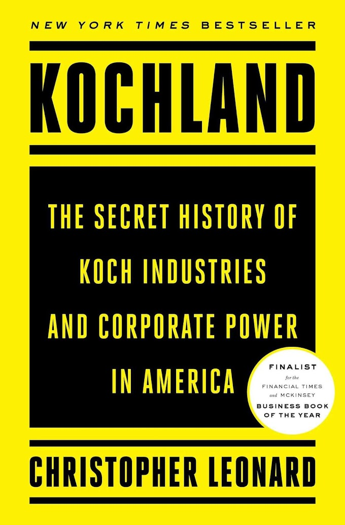 Kochland by Christopher Leonard Ebook Download