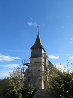 clocher église de Corny 27