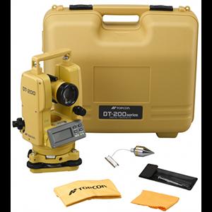 Digital Theodolite Topcon DT-207