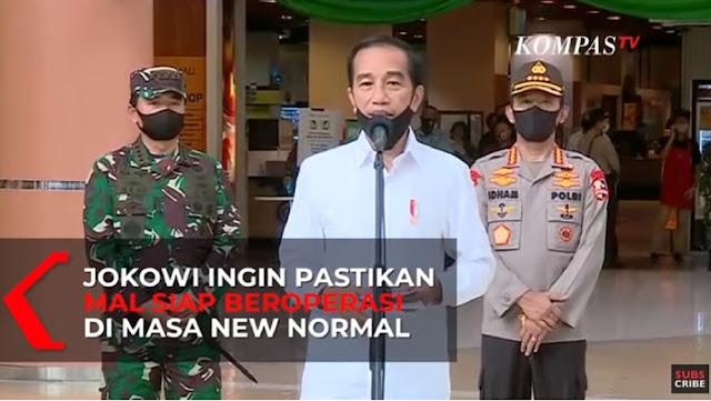 Tere Liye: Akhirnya saya paham... kebijakan Jokowi, Bisnis harus jalan segera, Apapun resikonya