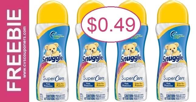 Snuggle Scent Booster CVS Deals