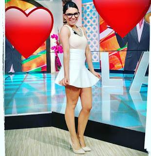 Tabata Jalil - Tv Presenter - Mexico