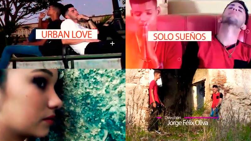 Urban Love - ¨Solo Sueños¨ - Videoclip - Director: Jorge Félix Oliva. Portal Del Vídeo Clip Cubano