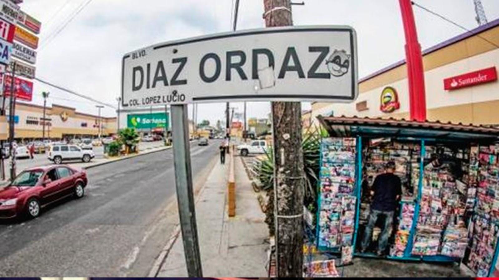 Lanzan convocatoria para quitar nombres de Díaz Ordaz y Echeverría en lugares públicos.