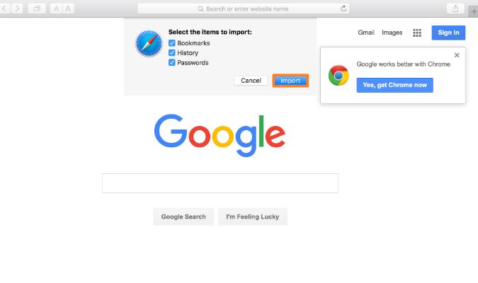 Web Browser Terbaik di Tahun 2019 - Safari