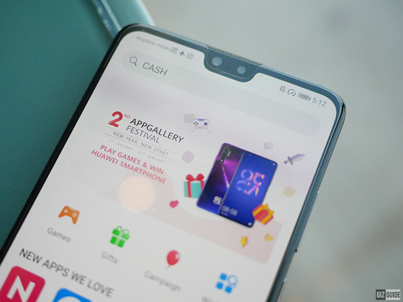 Huawei announces AppGallery Festival with gifts and rewards to users!