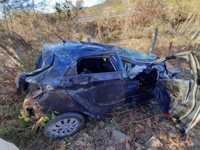 Homem de Oeiras morre em grave acidente de trânsito em Floriano