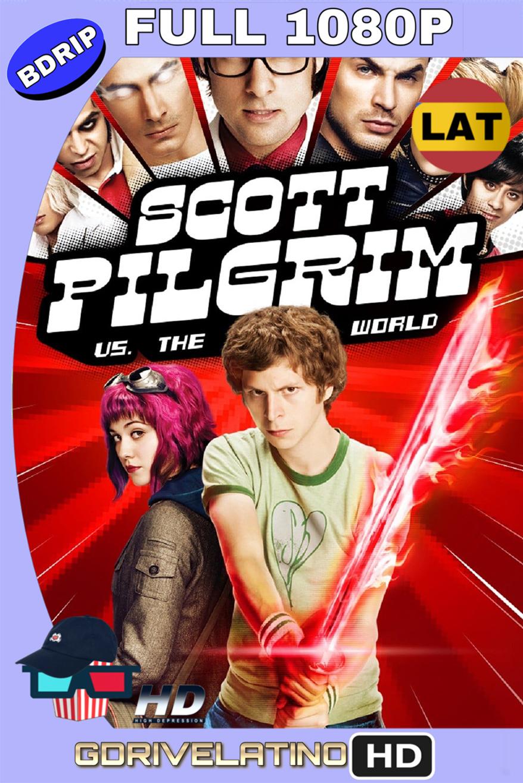 Scott Pilgrim vs. los ex de la chica de sus sueños (2010) BDRip FULL 1080p (Latino-Inglés) MKV