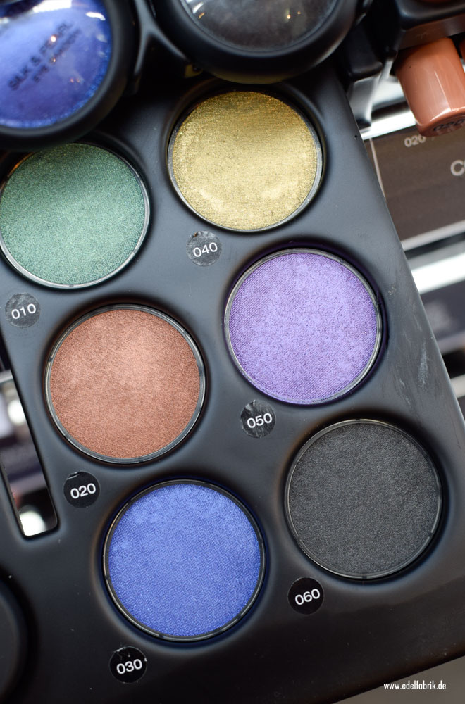 trend IT UP Silk & Pearl Eye Shadow, neues Sortiment, neue Reihe