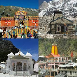 Uttarakhand Chaar dham