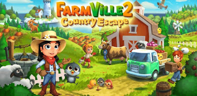 FarmVille 2: Country Escape Apk + Mod (Keys/Gems) Android