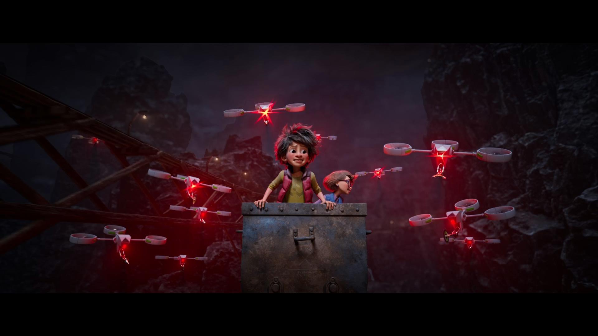 La familia Pie Grande (2020) 1080p WEB-DL