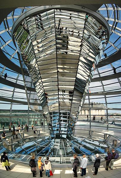Architecture: Contemporary –  A The European Dome Reichstag