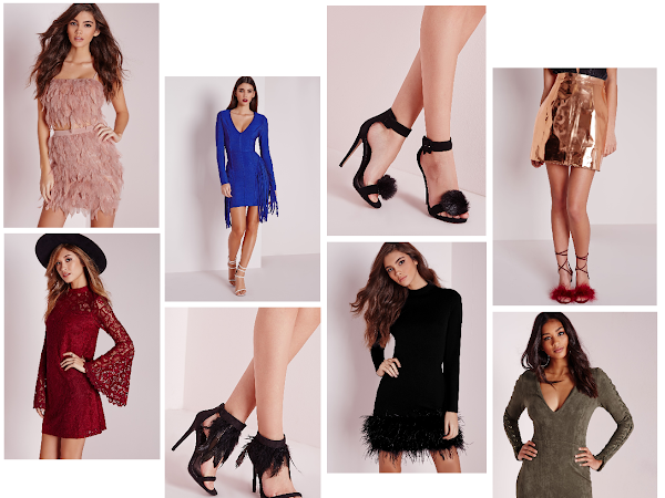 Wishlist | Missguided Party Edit
