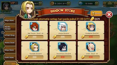 Shadow Arena Ninja Rebirth_MangtoyPedia