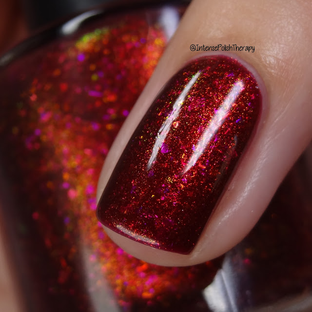 Bee's Knees Lacquer Lambs to the Cosmic Slaughter | HHC October 2019