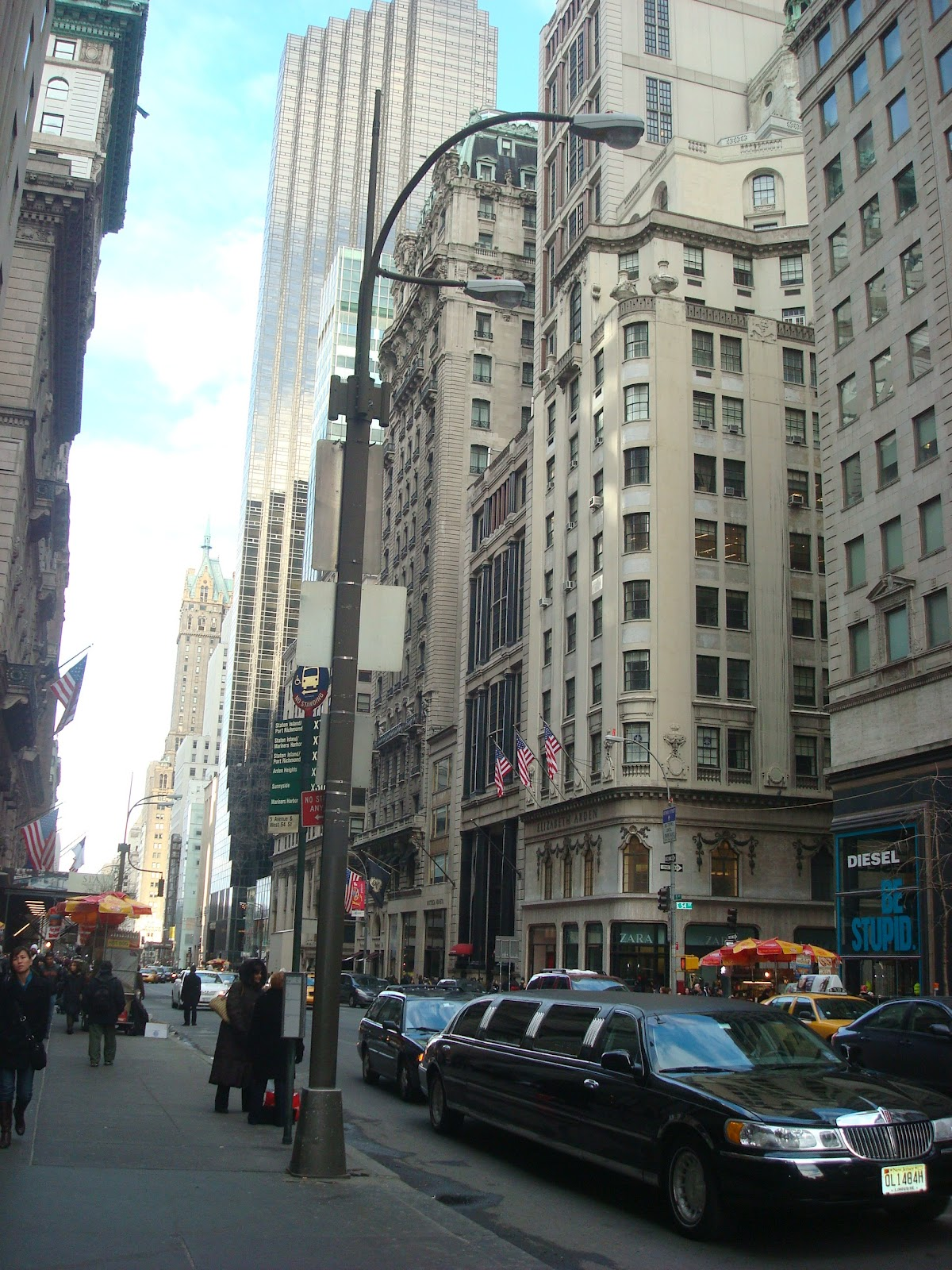 Nova Iorque  Compras na 5th Avenue!!!   Apaixonados por Viagens ... 7c916584d8