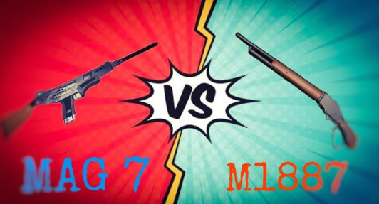 MAG-7 and M1887: Which gun is better?