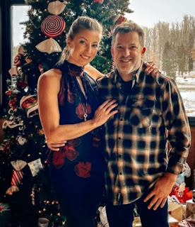 Tony Stewart Spends Christmas With His New Girlfriend Leah Pruett