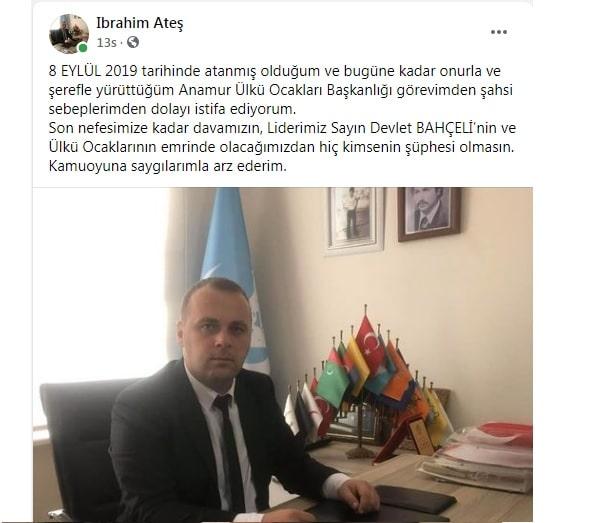 ANAMUR ÜLKÜ OCAKLARI,SİYASET,Anamur,Anamur Haber,Anamur Son Dakika,