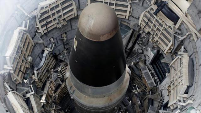 Trump revela proyecto secreto de armas atómicas de EEUU