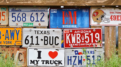 Where to mount a License plate on your dirt bike