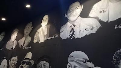 Hall of Fame Dispusipda Jawa Barat