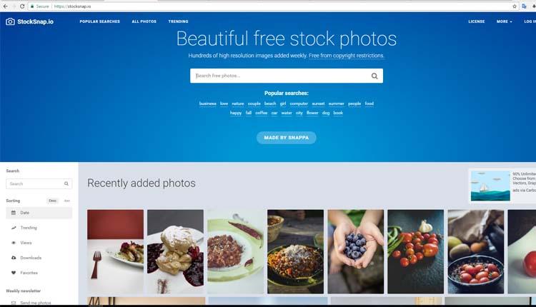 6 Situs Penyedia Gambar Gratis Dengan Resolusi Super HD