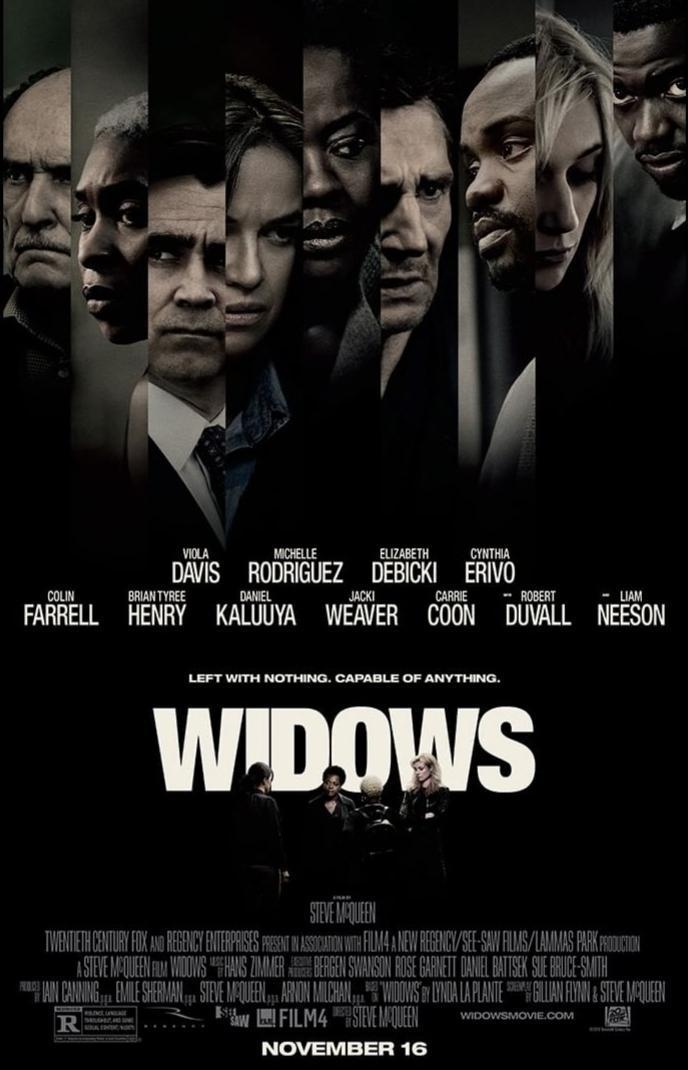 Download Widows (2018) Full Movie in Hindi Dual Audio BluRay 720p [1GB]