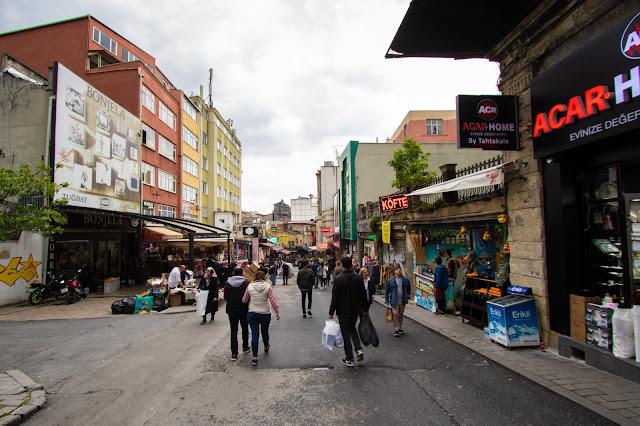 Mercato Rustem Pascià-Istanbul
