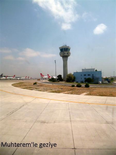 hava limanı kule
